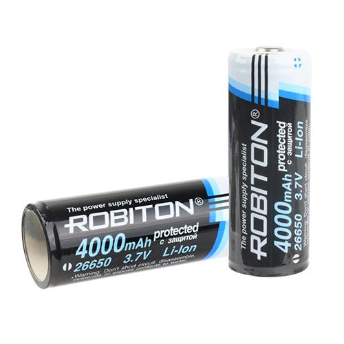 Li-ion 26650 4000мАч Пром.упаковка