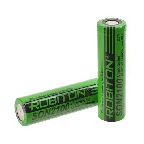Li-ion 18650 2100мАч 20A Пром.упаковка