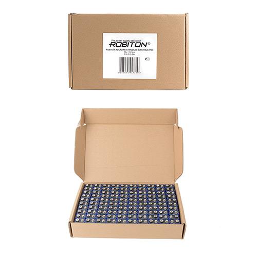 Щелочная батарея 6LR61 Картонная коробка-100