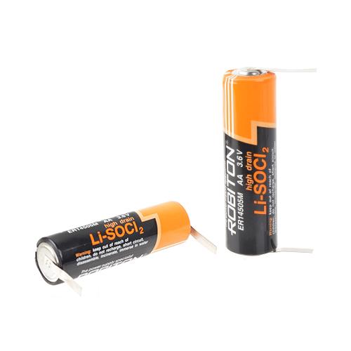LSC АА 2000мАч высокотоковые с лепестковыми выводами Пром.упаковка