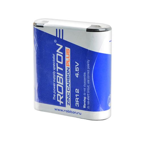 Солевая батарея 3R12 Шринк-1