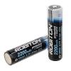 Li-ion 18650 2200мАч  с защитой Пром.упаковка