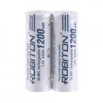 Ni-MH аккумулятор ROBITON редкого типоразмера уже в продаже!