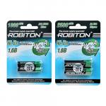 Ni-Zn аккумуляторы ROBITON – достойная альтернатива алкалиновым батарейкам!