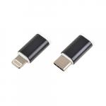 Переходники с Micro-USB на Apple Ligtning и TypeC