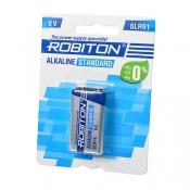Щелочная батарея 6LR61 Блистер-1