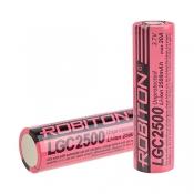 Li-ion 18650 2500мАч 20A Пром.упаковка