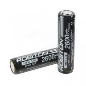 Li-ion 18650 2600мАч Пром.упаковка