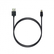 P7 8pin AppleLightning SyncCharg 1м черный