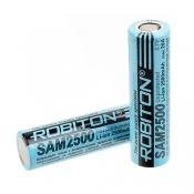 Li-ion 18650 2500мАч 20А Пром.упаковка
