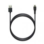 P8 USB A - Micro-USB, 1,8м черный