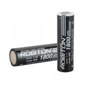 Li-ion 18650 1800мАч без защиты Пром.упаковка