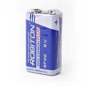 Солевой элемент 6F22 Шринк-1