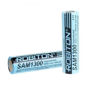 Li-ion 18650 1300мАч 18A Пром.упаковка