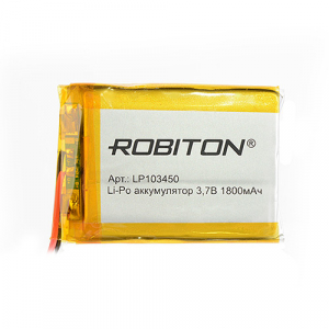 LP 103450 1800мАч Пром.упаковка