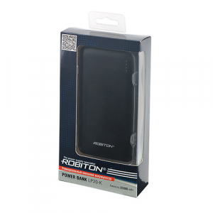 ROBITON POWER BANK LP20-K BL1