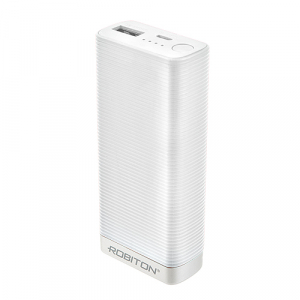 ROBITON POWER BANK Li5.2-W белый