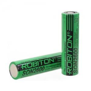 Li-ion 18650 2600мАч 35А Пром.упаковка