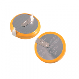 Литиевый элемент CR2450-HB5.5/20.5 под пайку Пром.упаковка