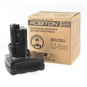Li-ion 3000мАч 12В для электроинструментов Bosch