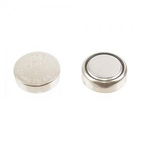 Пуговичный щелочной элемент AG12 (0%Hg) Блистер-5