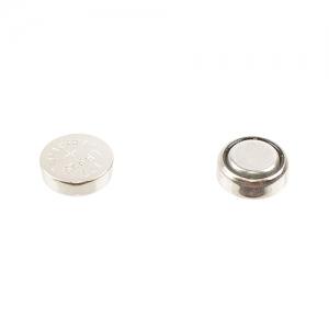 Пуговичный щелочной элемент AG4 (0%Hg) Блистер-5