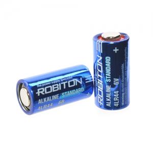 Щелочная батарея 4LR44 (0% Hg)Блистер-5