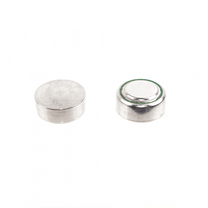 Пуговичный щелочной элемент AG13 (0% Hg) Блистер-5