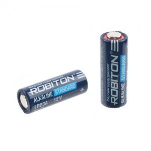Щелочная батарея 23А (0% Hg) Блистер-5
