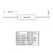 LSC AA 2400мАч Индивидуальная упаковка
